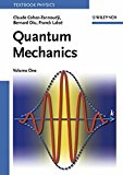 Book Cover Quantum Mechanics, Vol. 1