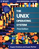 Book Cover The UNIX Operating System
