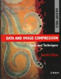 Book Cover Data and Image Compression: Tools and Techniques, 4th Edition