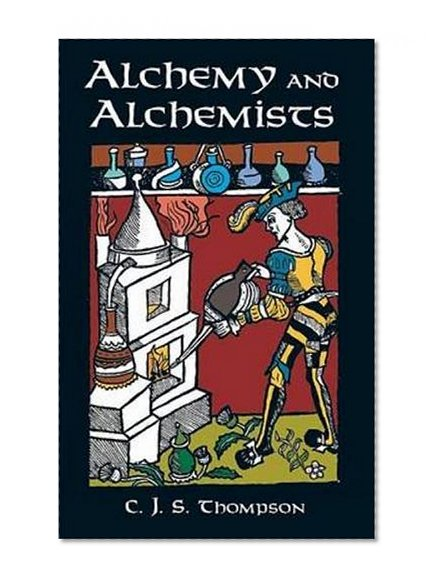 Book Cover Alchemy and Alchemists