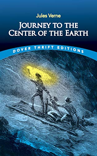 Journey to the Center of the Earth (Dover Thrift Editions) by Jules Verne