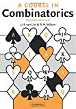 Book Cover A Course in Combinatorics