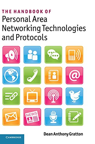 Book Cover The Handbook of Personal Area Networking Technologies and Protocols