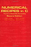 Book Cover Numerical Recipes in C: The Art of Scientific Computing, Second Edition
