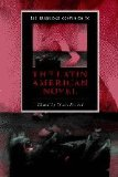 Book Cover The Cambridge Companion to the Latin American Novel (Cambridge Companions to Literature)