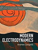 Book Cover Modern Electrodynamics