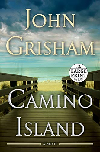 Camino Island: A Novel (Random House Large Print) by John Grisham