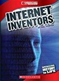 Book Cover Internet Inventors (Cornerstones of Freedom, Third)