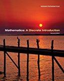 Book Cover Mathematics: A Discrete Introduction
