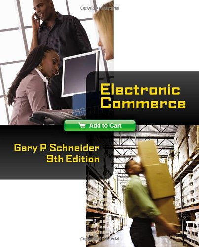 Book Cover Electronic Commerce (Ebusiness)