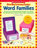 Book Cover Shoe Box Learning Centers: Word Families: 30 Instant Centers With Reproducible Templates and Activities That Help Kids Practice Important Literacy Skills-Independently!