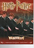 Book Cover Harry Potter and the Philosopher's Stone: 3-D Movie Book