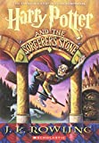 Book Cover Harry Potter and the Sorcerer's Stone (Book 1)