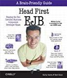 Book Cover Head First EJB (Brain-Friendly Study Guides; Enterprise JavaBeans)