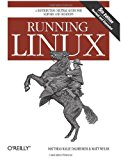 Book Cover Running Linux