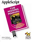 Book Cover AppleScript: The Missing Manual
