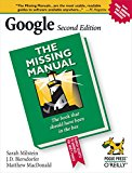Book Cover Google: The Missing Manual