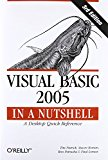 Book Cover Visual Basic 2005 in a Nutshell (In a Nutshell (O'Reilly))