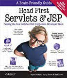 Book Cover Head First Servlets and JSP: Passing the Sun Certified Web Component Developer Exam