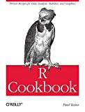 Book Cover R Cookbook (O'Reilly Cookbooks)
