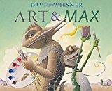 Book Cover Art & Max