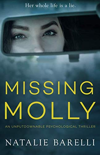 Book Cover Missing Molly