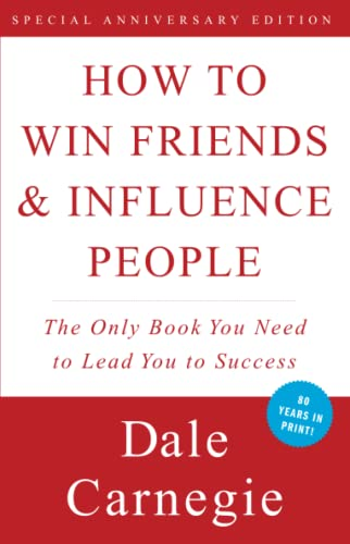 Book Cover How to Win Friends & Influence People