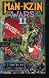 Book Cover Man-Kzin Wars 2