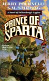 Book Cover Prince of Sparta