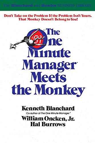one minute manager meets the monkey ebook
