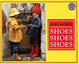 Book Cover Shoes, Shoes, Shoes (Mulberry Books)