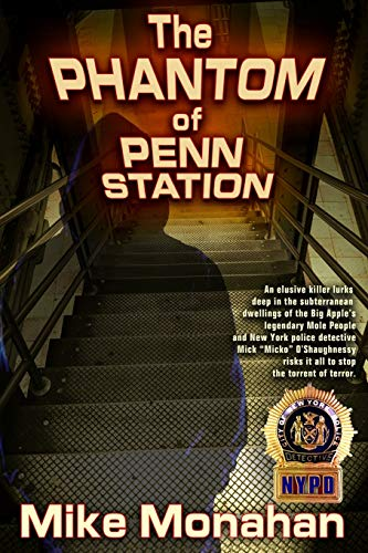 Book Cover The Phantom of Penn Station
