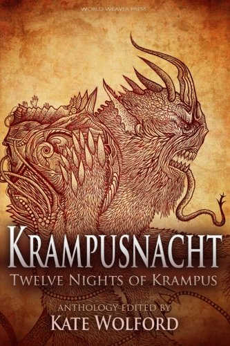 Book Cover Krampusnacht: Twelve Nights of Krampus
