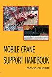 Book Cover Mobile Crane Support Handbook