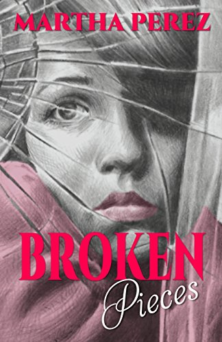 Book Cover Broken Pieces (Volume 1)