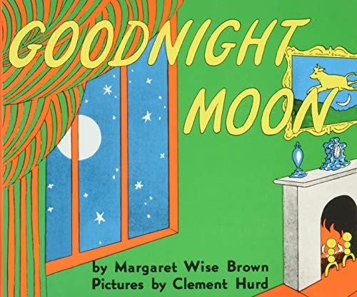 Book Cover Goodnight Moon