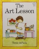 Book Cover The Art Lesson (Paperstar Book)