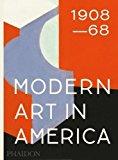 Book Cover Modern Art in America 1908-68