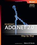 Book Cover Microsoft® ADO.NET 2.0 Step by Step (Step by Step Developer)