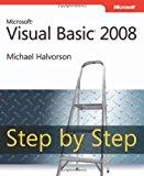 Book Cover Microsoft Visual Basic 2008 Step by Step