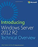 Book Cover Introducing Windows Server 2012 R2