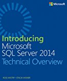 Book Cover Introducing Microsoft SQL Server 2014