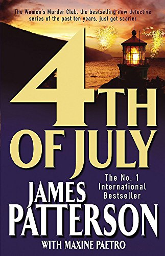 Book Cover 4th of July