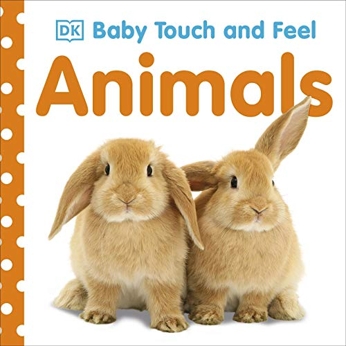 Book Cover Baby Touch and Feel: Animals
