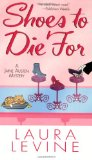 Book Cover Shoes To Die For (A Jaine Austen Mystery)