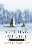 Book Cover Anything But Civil (Hattie Davish Mysteries)