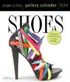 Book Cover Shoes 2014 Gallery Calendar