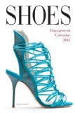 Book Cover Shoes Engagement Calendar 2015