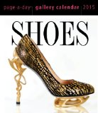 Book Cover Shoes 2015 Gallery Calendar