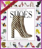 Book Cover 365 Days of Shoes Picture-A-Day Wall Calendar 2016